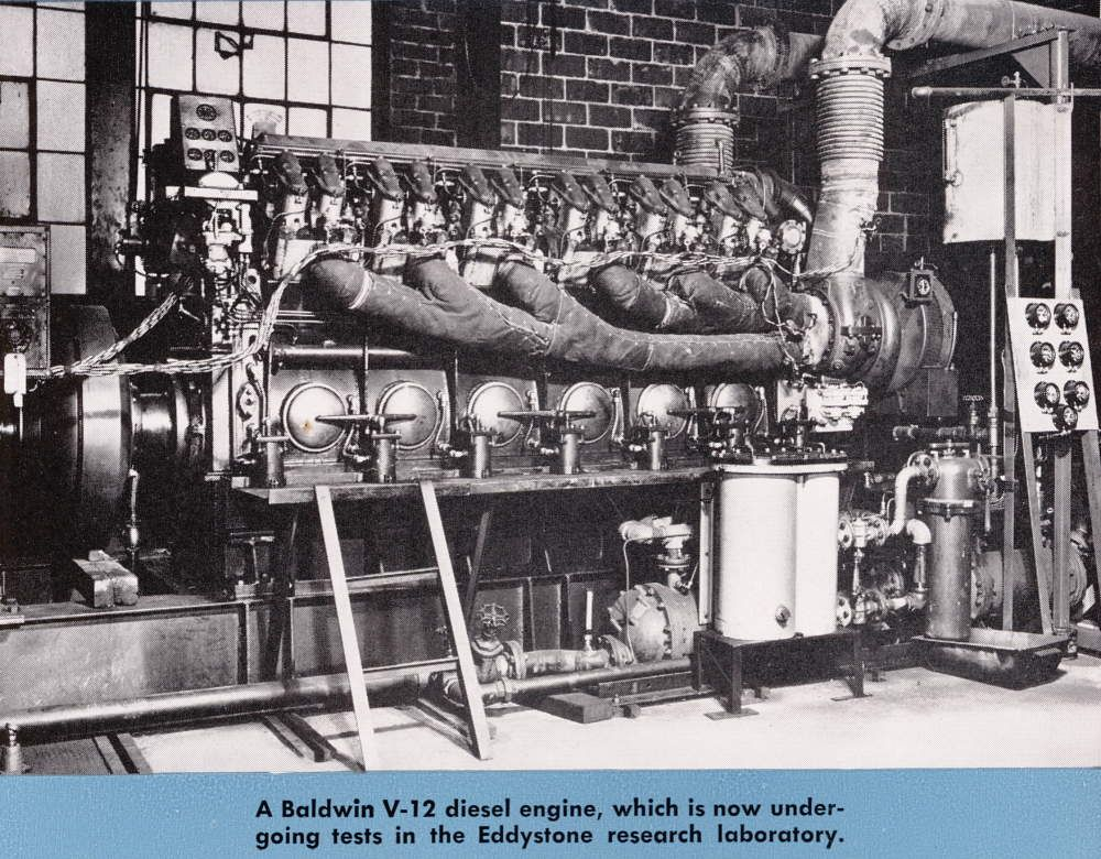 Pin by Bradford Electric's History. on Diesel engines