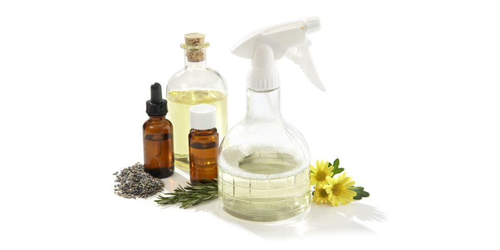 9 Homemade Cleaners You Can Make Yourself | Key ingredient ...