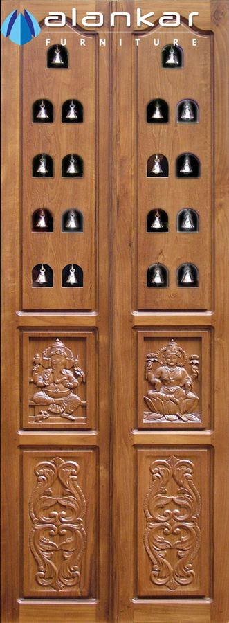 Latest Pooja Room Door Designs 2013: Indian Furniture Outlet Storeindian Furniture India