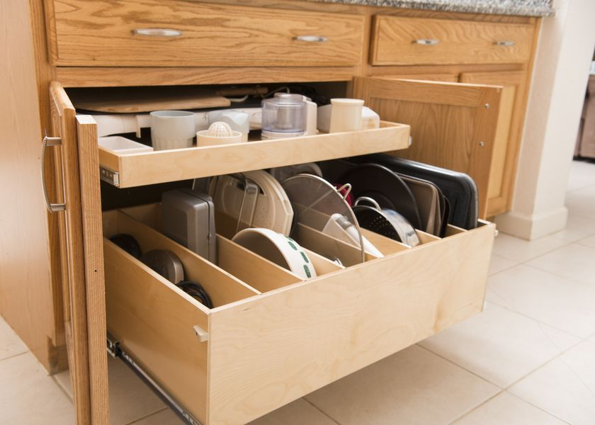 Perfect ShelfGenie Of Omaha Kitchen Slide Out Shelving Systems
