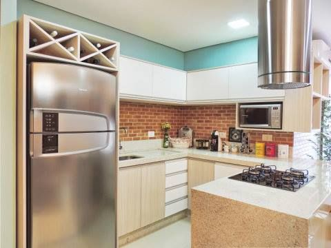 Sala integrada e colorida para começar a vida a dois http://abr.ai/1hDLKdP