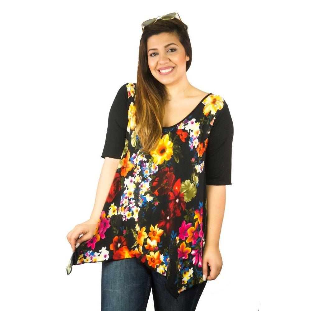 d6cda417e7d1 p Ρούχα+μεγάλα+μεγέθη+μοντέρνα+για+κάθε+γυναίκα+που+έχει+περιττά+ ...
