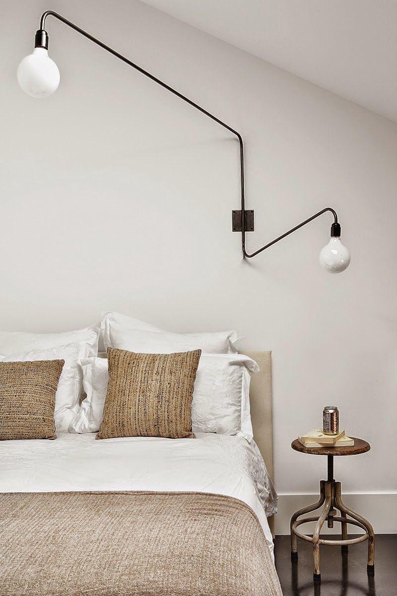 Long Arm Light   Bedroom