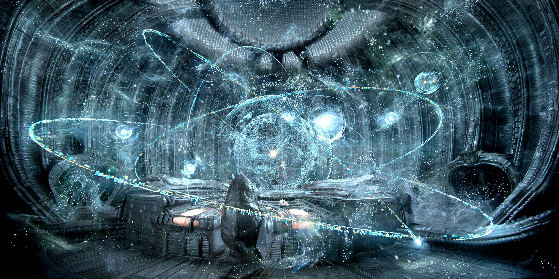 ridley scott's prometheus   star map/pilot room | Cool images, art