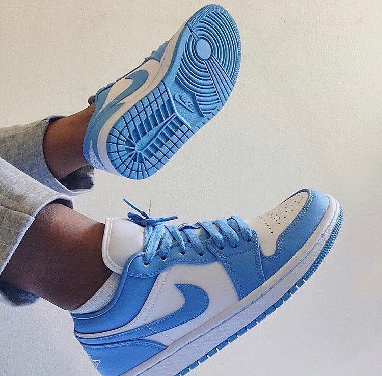 Sneakersfromfrance Com On Instagram Air Jordan 1 Low Unc Wmns