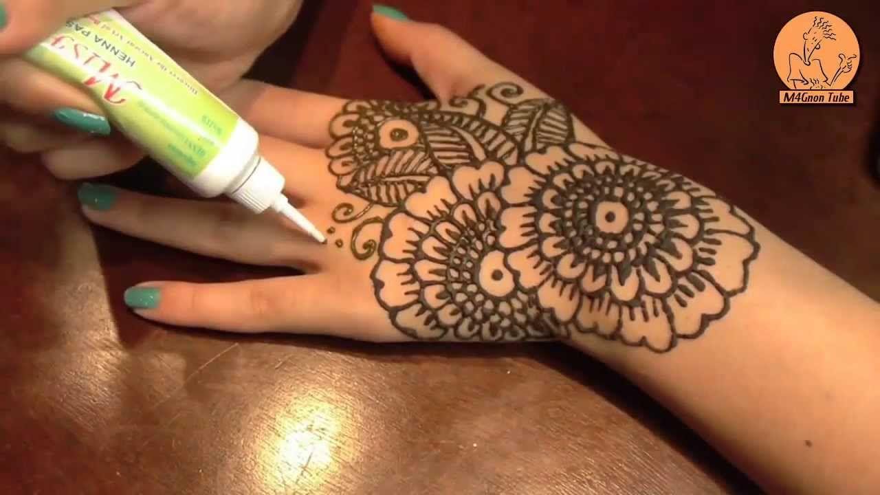 احدث طريقة رسم حناء على اليد بالشكل الهندى Henna Tattoo Designs Mehndi Designs Henna