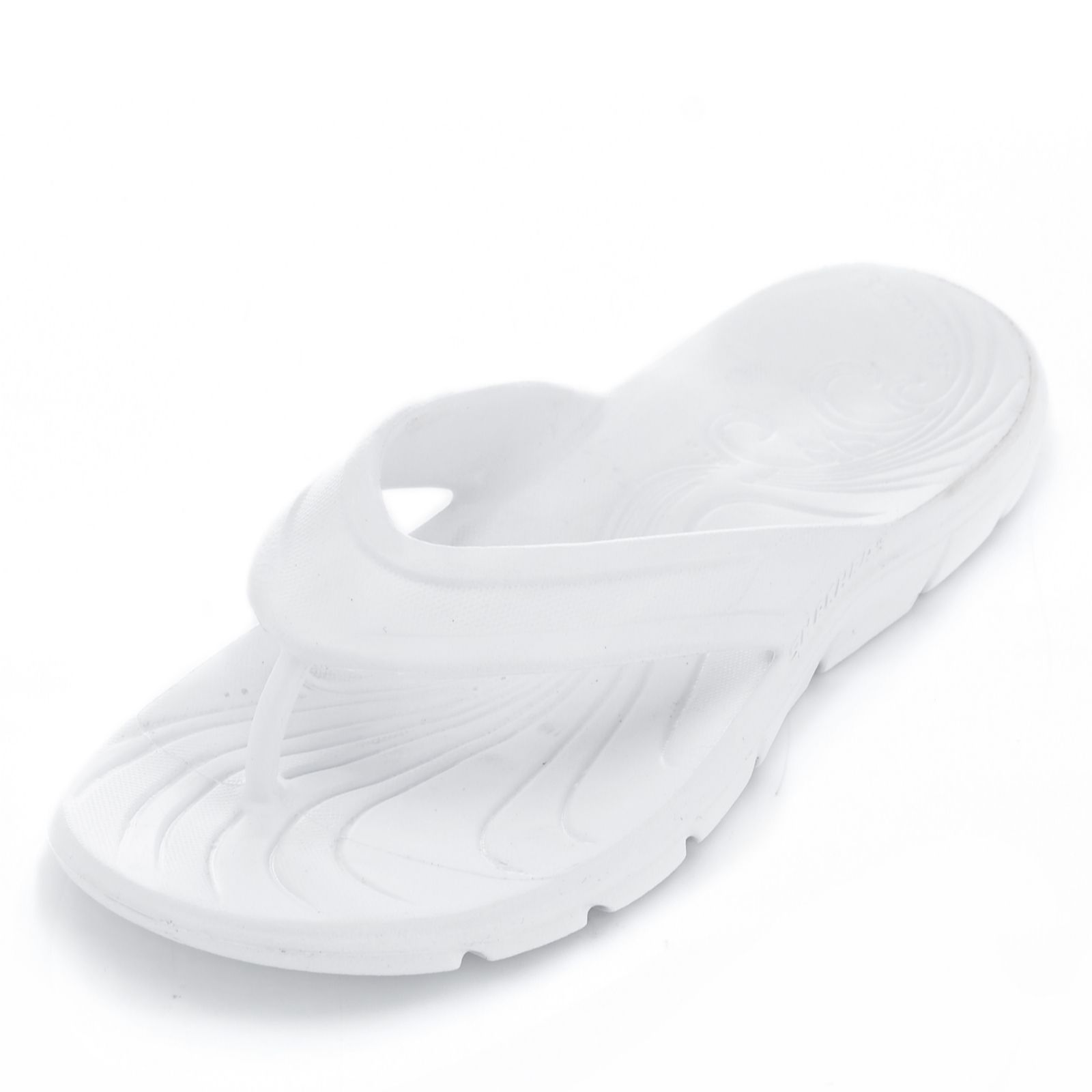 qvc skechers flip flops