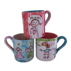 Bake Acrylic Paint On Ceramic Mug