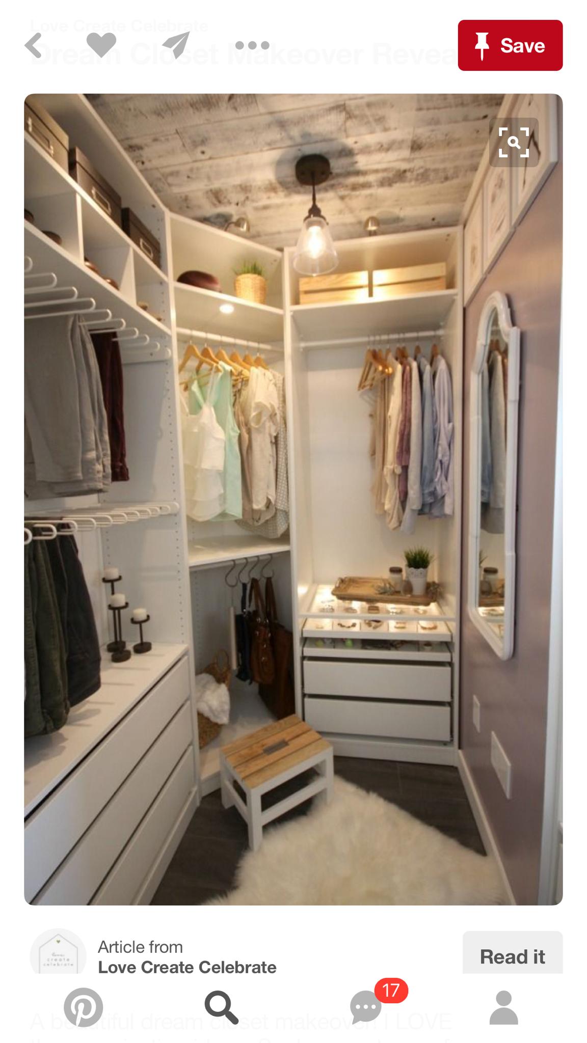 Pin von Tanya xoxotova Siman auf closets | Pinterest ...