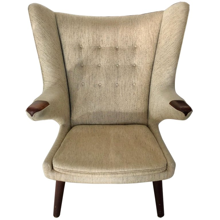 Hans Wegner Papa Bear Chair Papa Bear Chairs Bear Chair Wegner