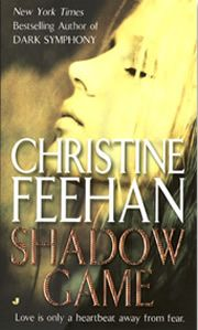 Shadow Game by Christine Feehan - Started this last night, 12/18/2012. there are 10 books in the series to date and happily I have the 1st 8. I will be busy for a while!