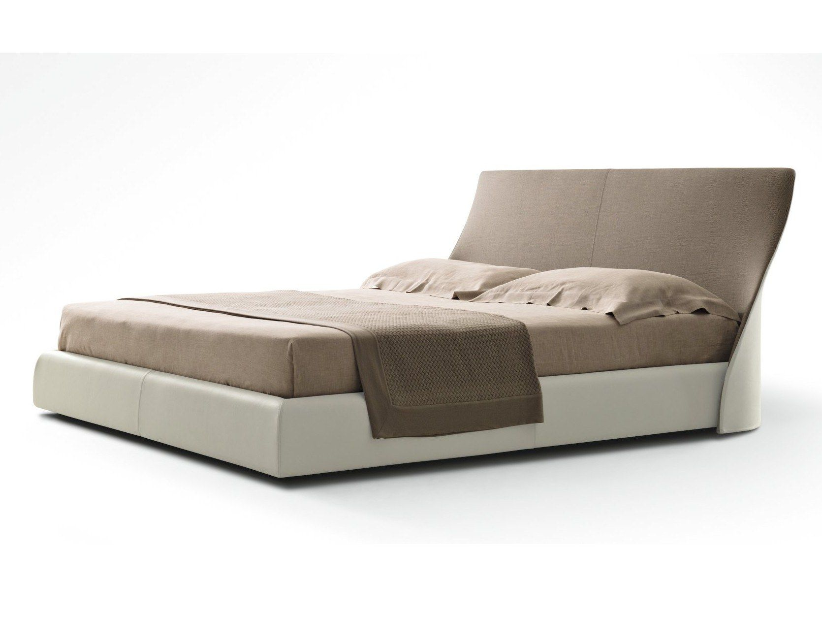 Double Bed With Removable Cover Altea By Giorgetti