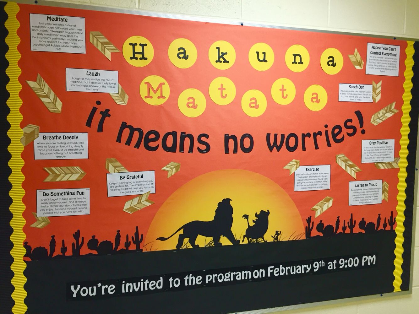 the lion king and student council 100 great school campaign slogans, posters and ideas posted in:  student council campaign slogans  having the support of the king of the jungle is impressive.