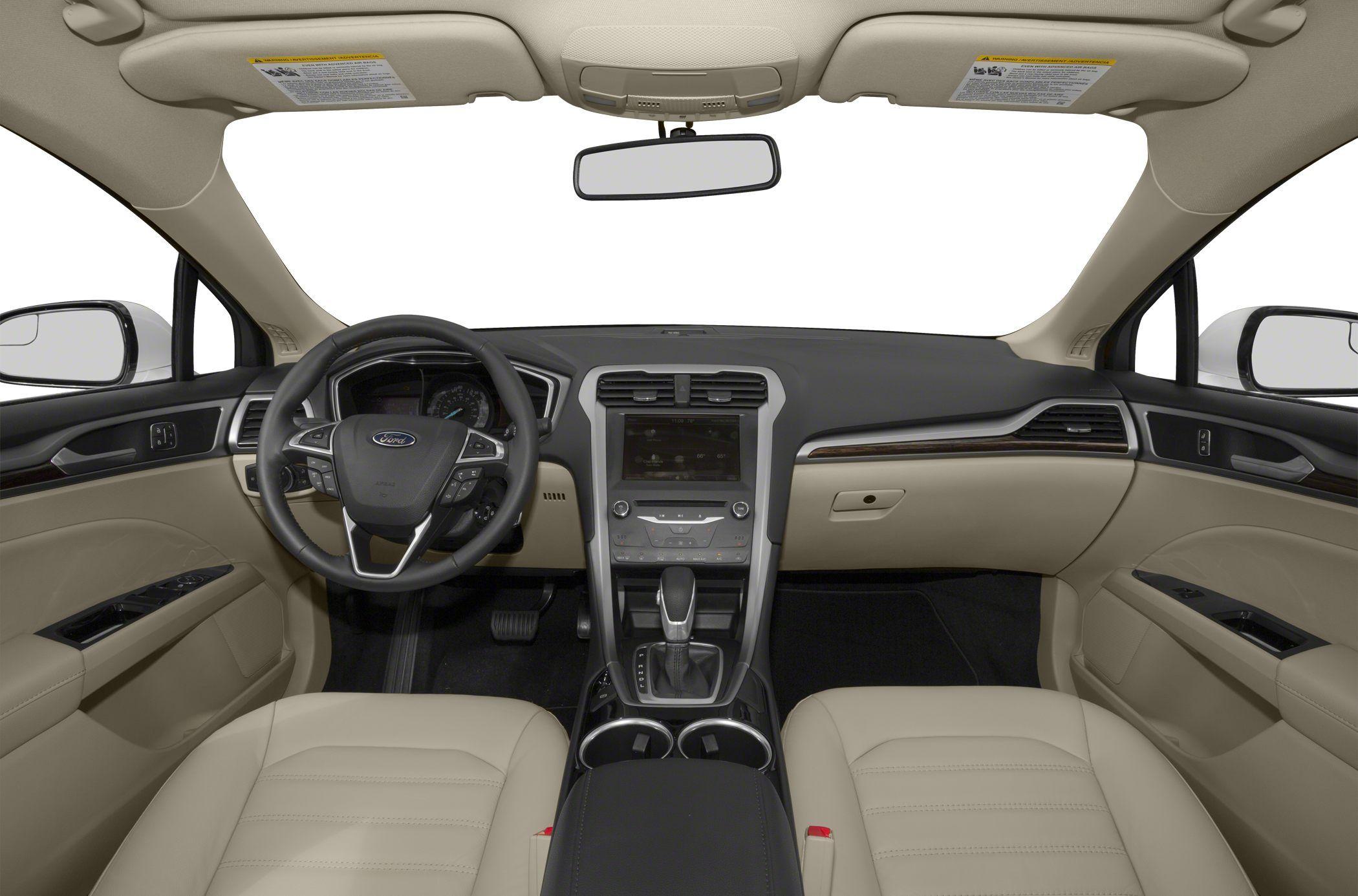 2014 Ford Fusion Hybrid Interior Nice Look