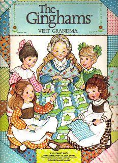 The Ginghams Visit Grandma, 1981