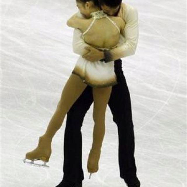 world bronze medalists, Narumi and Mervin