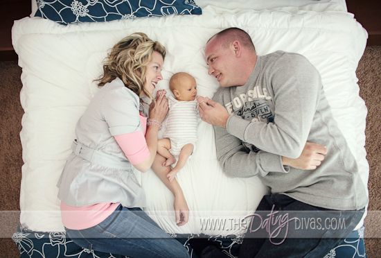 Good tips to make daddy feel special for the first 6 weeks after the baby is born.