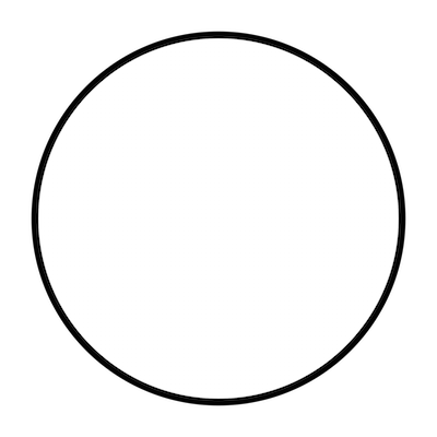Picture Of A Simple Circle Circle Outline Circle Free Clip Art