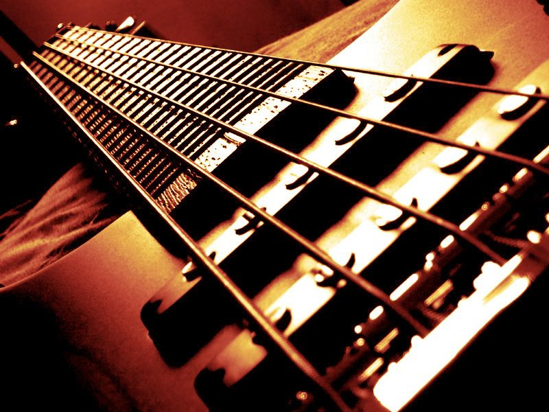 Hd Bass Guitar Wallpaper: The Guitar Show!