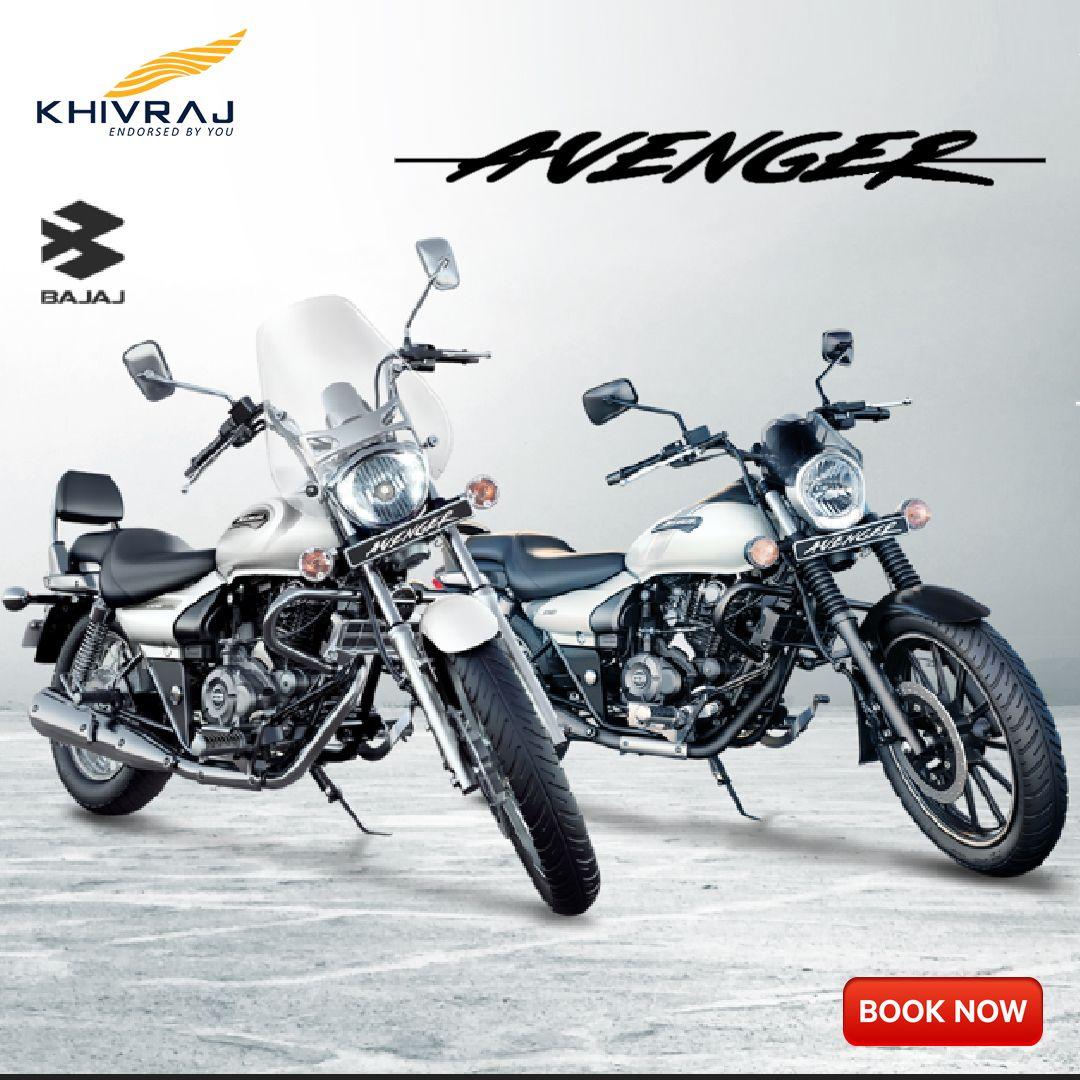 Buy Your Favourite Bajaj Bike At Khivraj Bajaj Visit Your