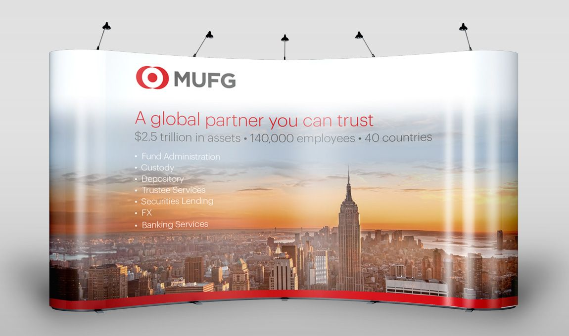 MUFG Event marketing, Marketing, Banking services