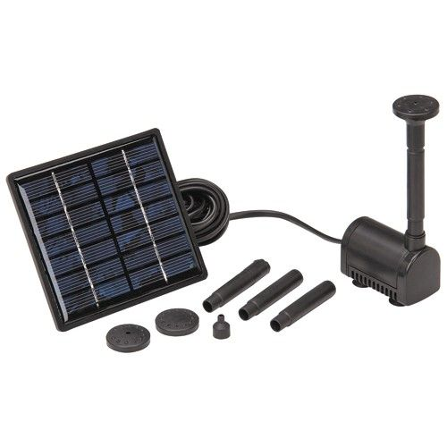 Best 25 solar powered fountain pump ideas on pinterest Water pumps for ponds and fountains
