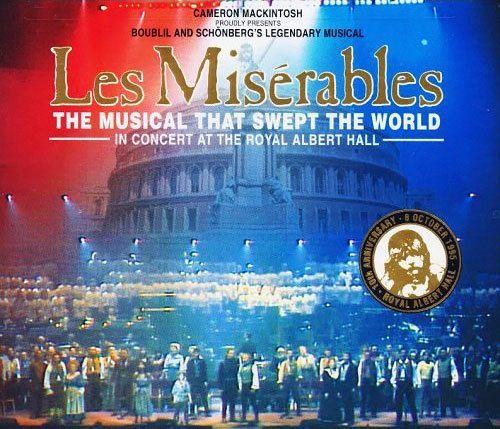 Les Misérables > 1995 London Concert Cast : CastAlbums.org