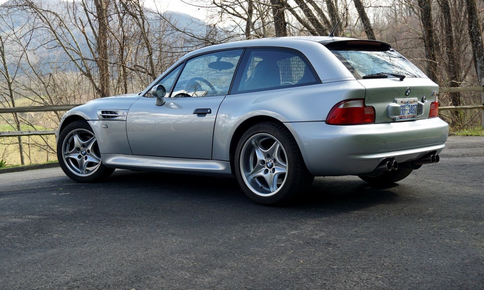 1999 BMW M Roadster & Coupe M Coupe