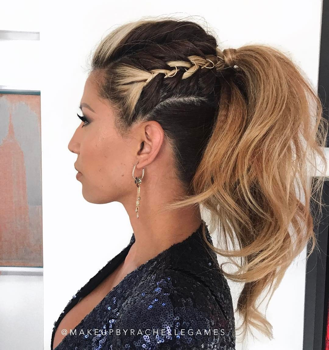 Ponytail Hairstyles Ponytail Hair Styles For Women  Best Ponytail Hairstyle Designs