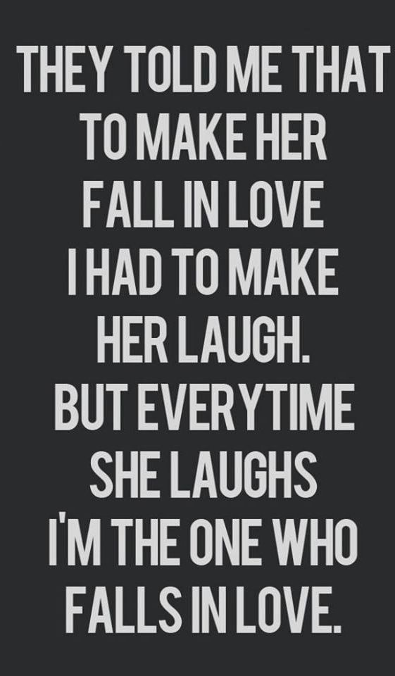 I Love Making You Laugh