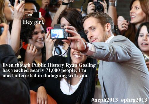 Public History Ryan Gosling