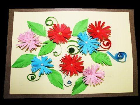 طريقة عمل لوحة فنية لتزين الجدار The Modus Operandi Of Paintings To Deco Hand Art Art