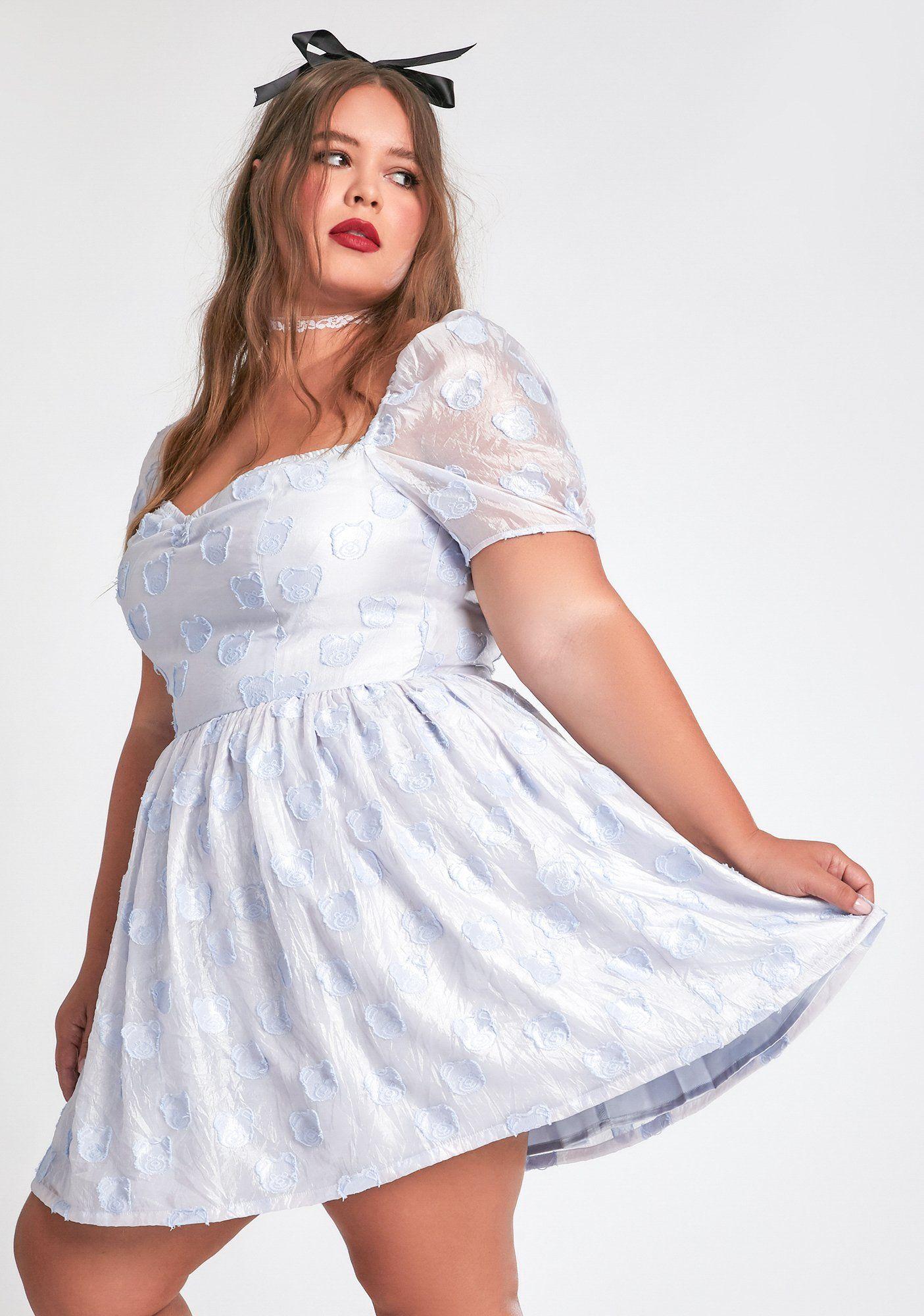 It S Alwayz Nap Time Babydoll Dress Babydoll Dress Curves Clothing Dresses [ 2000 x 1405 Pixel ]