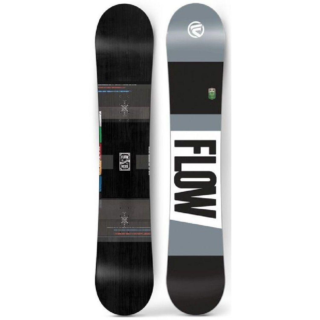 Flow mens merc snowboard 34999 snowboard
