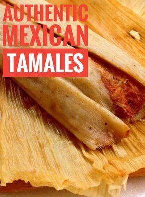 Tamale Tamales zur Gewichtsreduktion