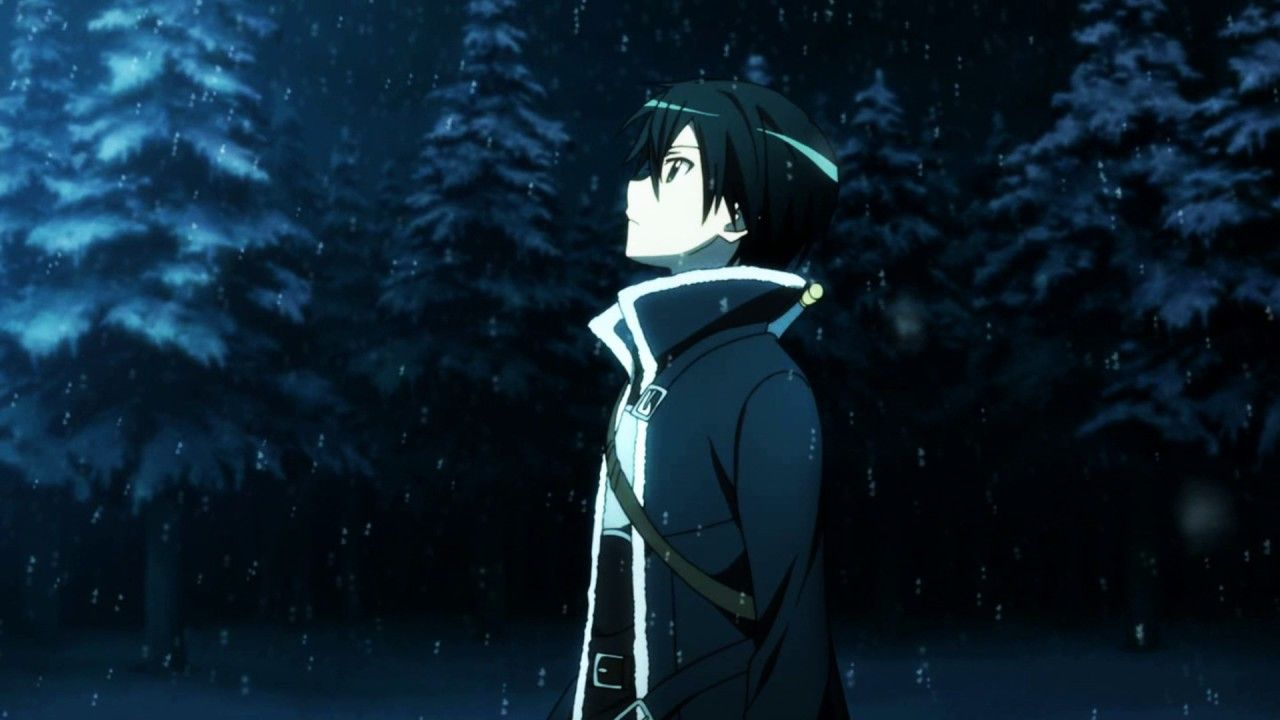 Live Anime Wallpaper Sword Art Online At Our Parting Hd 1080p Youtube