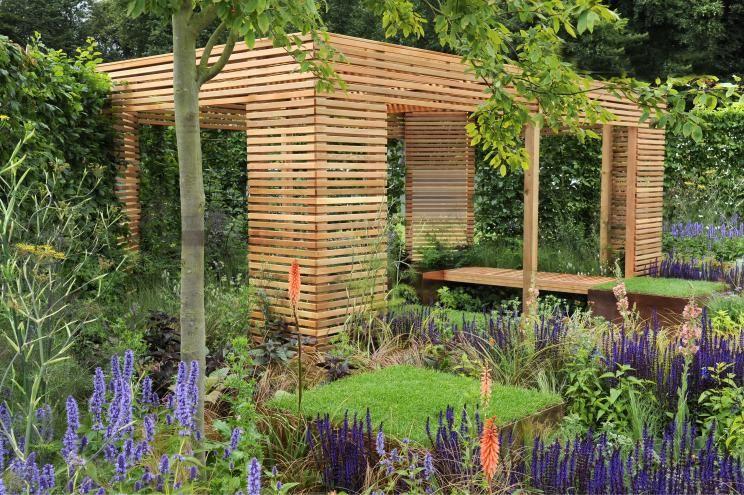 Pergola Garden Rooms And Transitions Pinterest Pergola