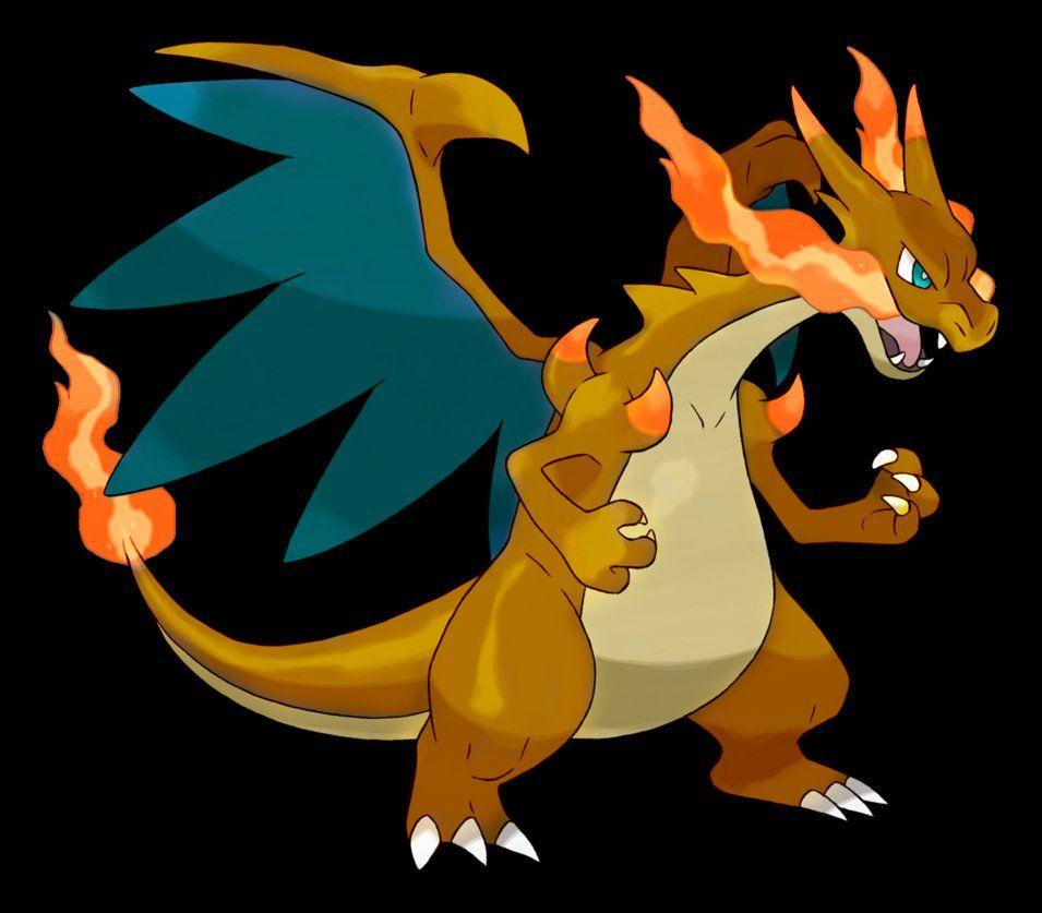 pokemon shiny charizard - 955×837