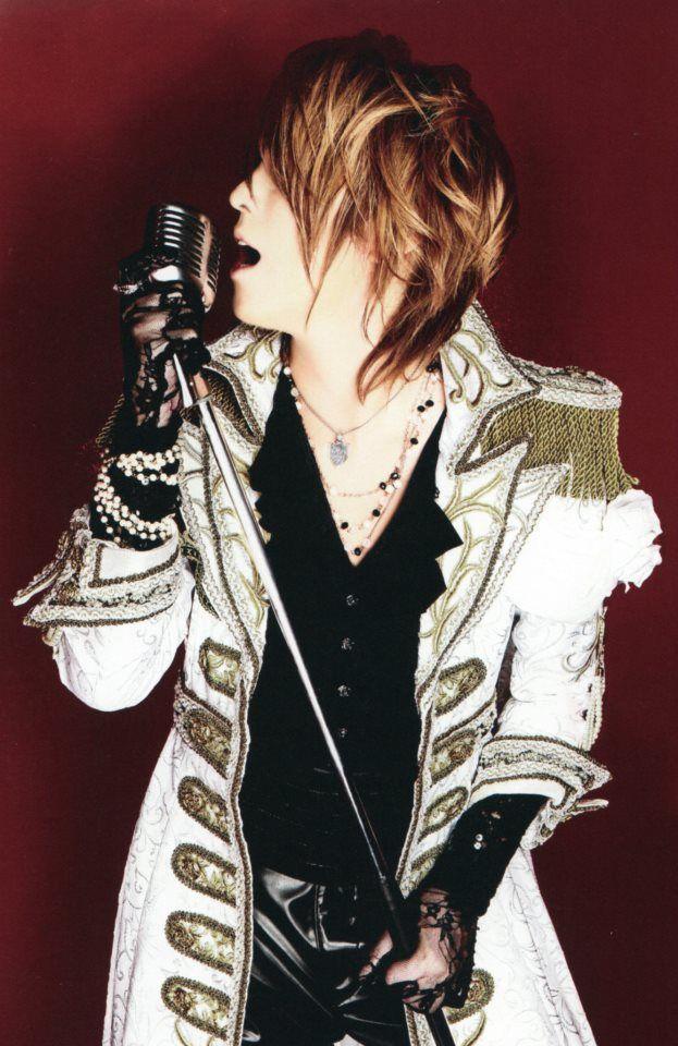Kamijo ♥ Versailles ♥ Vocal