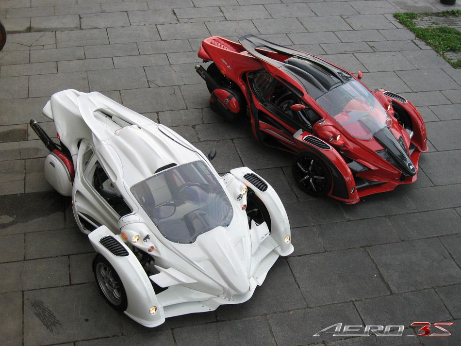 T-Rex Aero 3S - a bike or a car? who cares...I want one! | Favorite ...