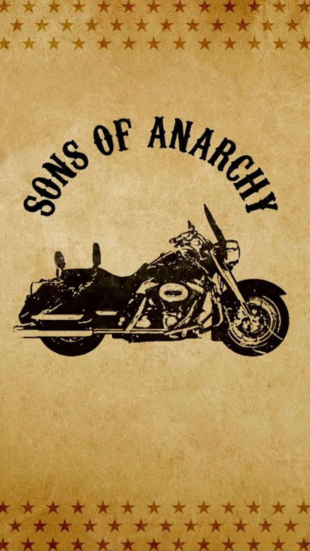 Sons of Anarchy Motorcycle iPhone 8 Wallpapers Sons of
