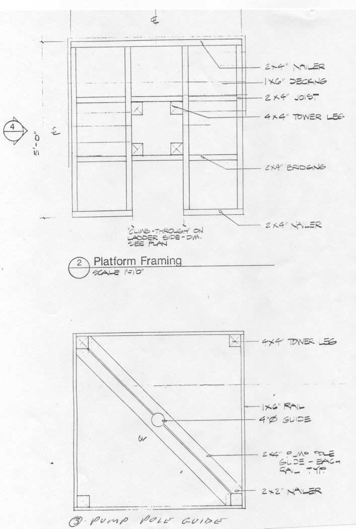 Wood Tower Plans How To Plan Tower Wood