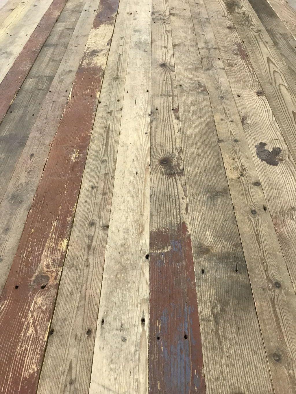 Renover Un Carrelage Ancien vieux parquet en pin - grandes lames (avec images) | parquet