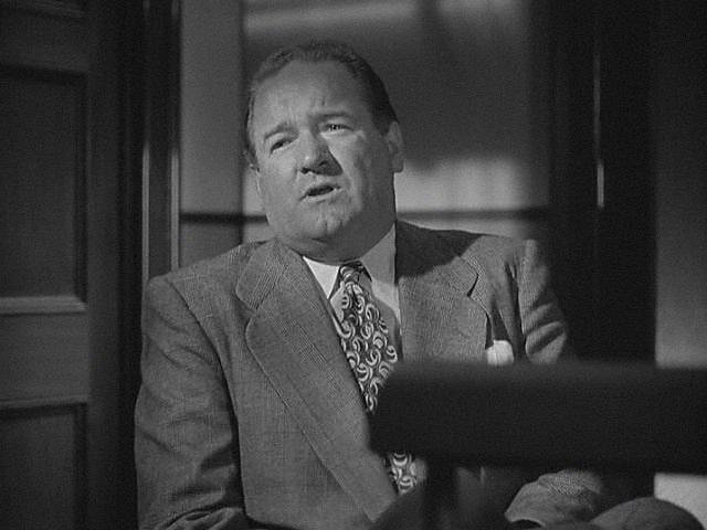 The Asphalt Jungle , 1950, Film Noir, Barry Kelley