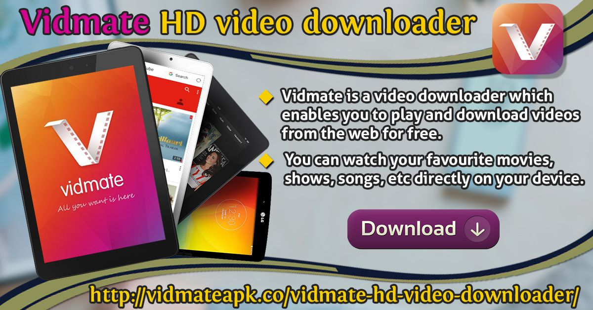Pin on How to download Vidmate application?