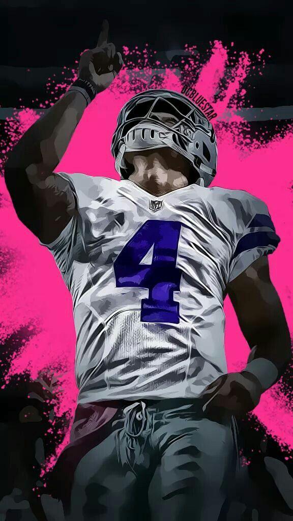 Dak Prescott Dallas Cowboys Wallpaper Dallas Cowboys Football Team Dallas Cowboys