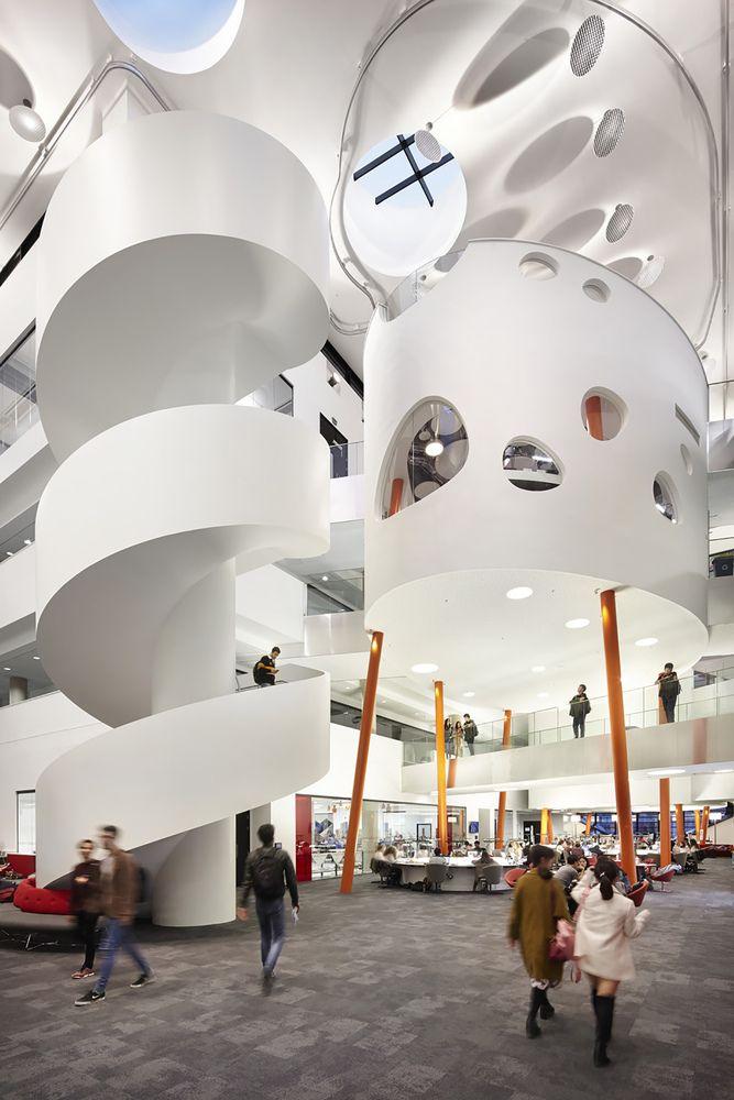 Gallery of the diamond twelve architects 9 - Sheffield school of interior design ...