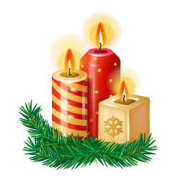 Candles Png Images Free Download Candle Png Image Christmas Decoupage Candles Christmas Candle