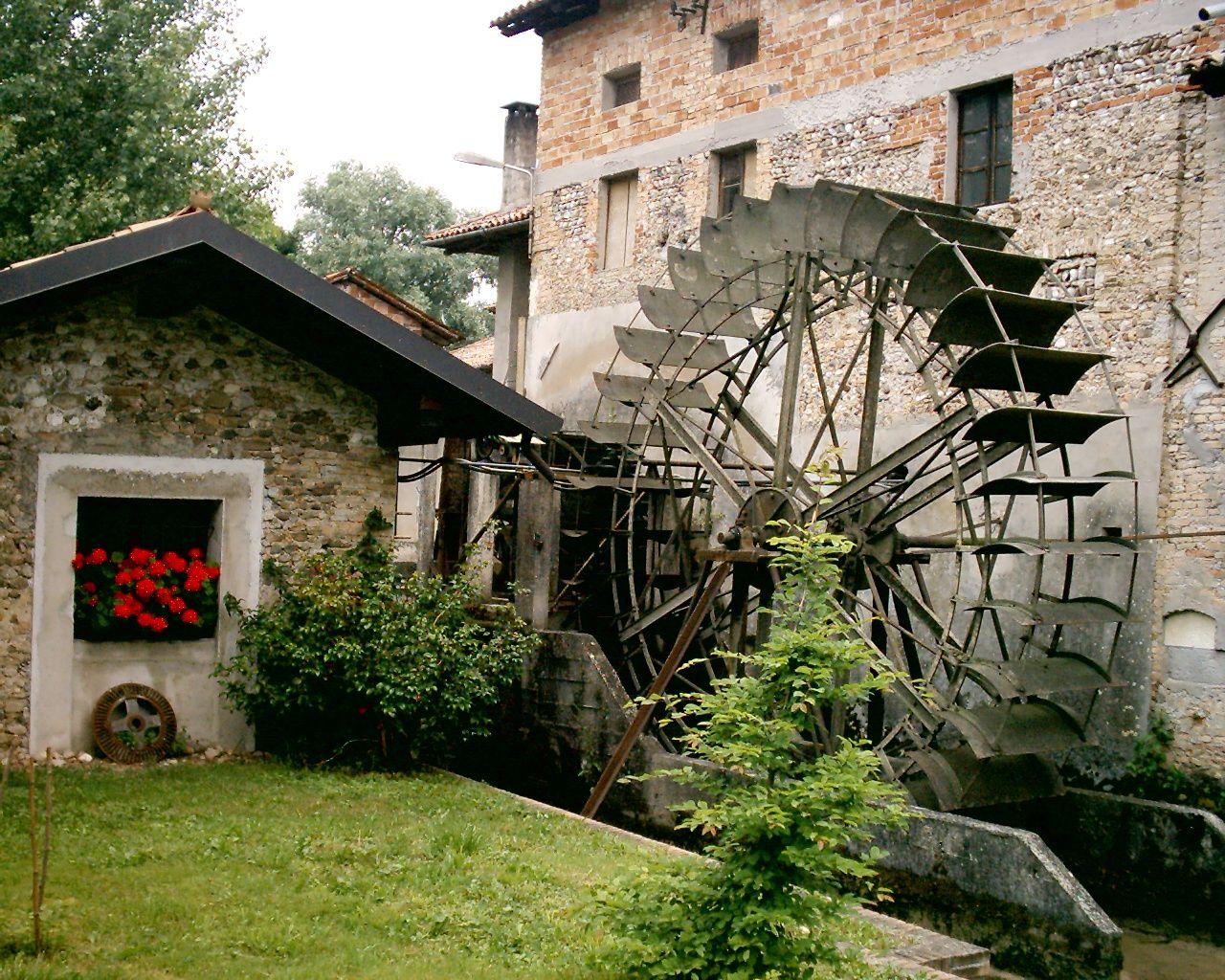 Mulino grande ruota