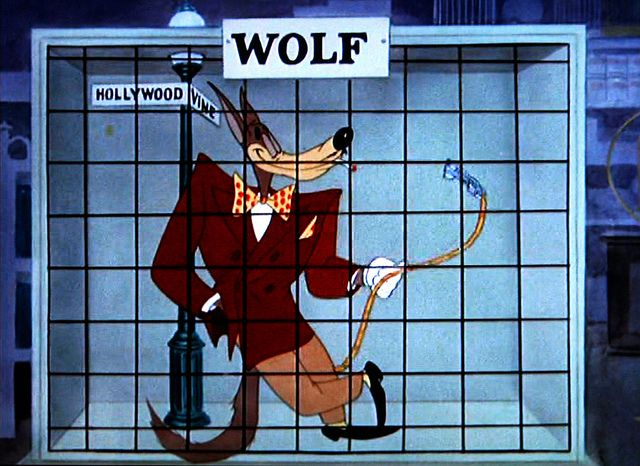 All Reety Vouty In 2020 Vintage Cartoon Old Cartoons Tex Avery